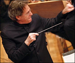 Conductor Richard Rosenberg