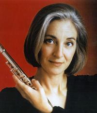Flutist Carol Wincenc