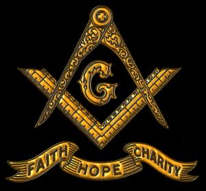 Freemasonary Logo - Mormon - Books of Foundation - Peter Crawford