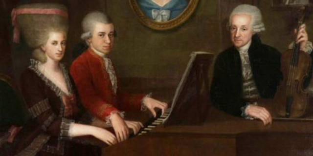 Mozart Family