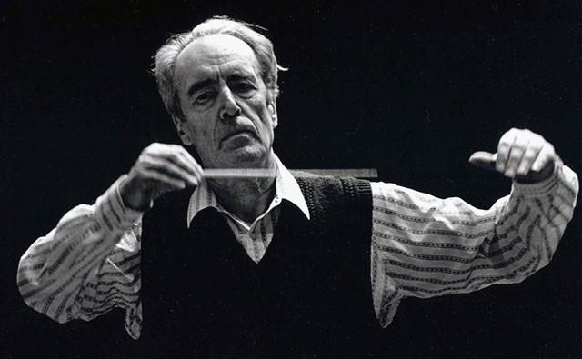 Maestro Otto-Werner Mueller courtesy of Curtis Institute of Music