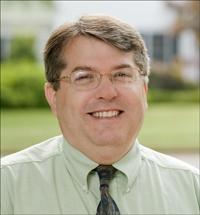 WDAV Development Director Rodger Clark
