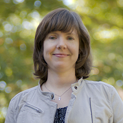WDAV New Media Director Rachel Stewart