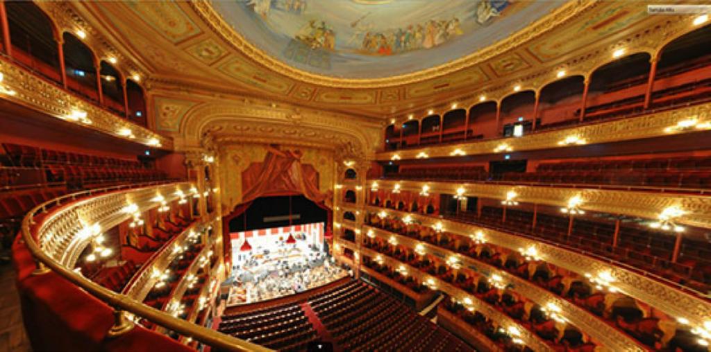 El Teatro Colón i
