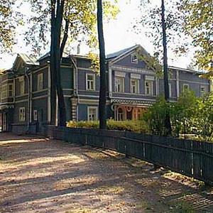Tchaikovsky's home