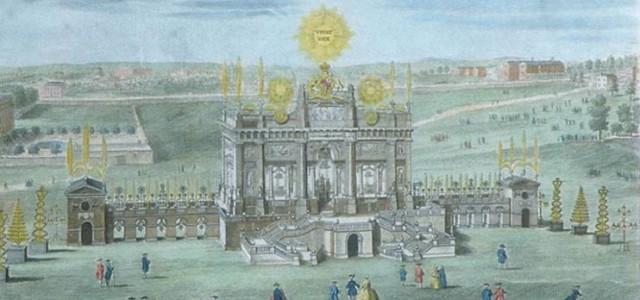 Handel's Royal Fireworks