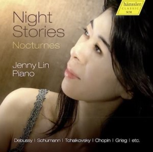 Night Stories by Jenny Lin