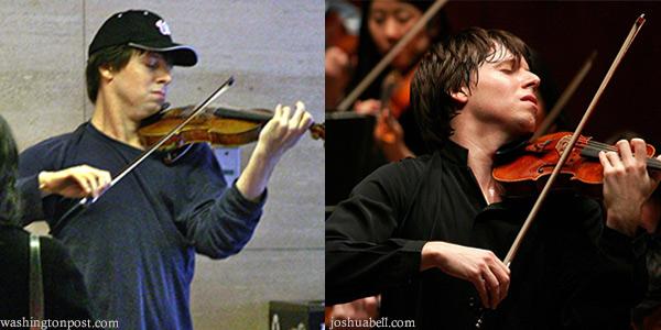 Joshua Bell's Experiment