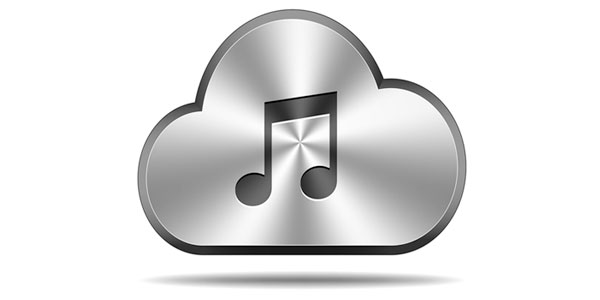 Music on the cloud