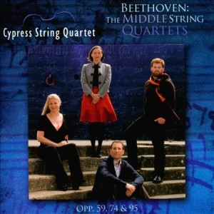 Cypress String Quartet Beethoven