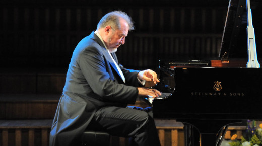 Ohlsson's His Name, and Chopin's His Game