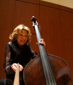 Jane Little, Atlanta's Dainty Double-Bass Player For 71 Years, Dies Onstage