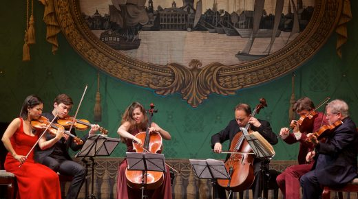 WDAV Dispatch from Spoleto: Chamber Music & Quartett