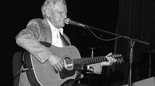 Doc Watson And The Blues
