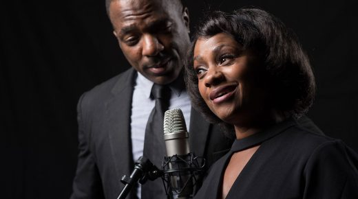 """L.A. Theatre works observes 50th Anniversary of MLK Assassination with radio drama """"The Mountaintop"""""""