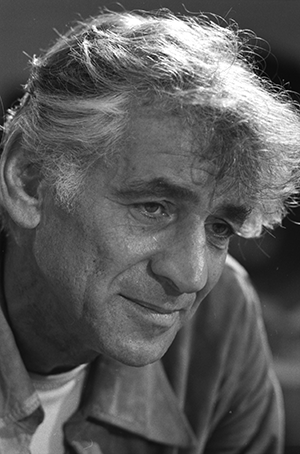 Leonard Bernstein & The Meaning of Music/Life