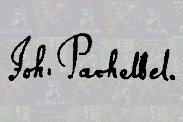 John Pachelbel