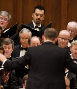 "Charlotte Master Chorale Performs ""Messiah"""