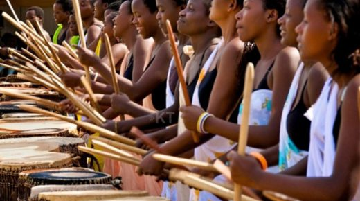 Beauty and Power: Drumming as Transformative Art