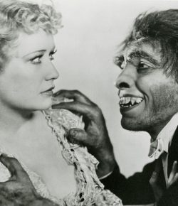African American Caricatures in Dr. Jekyll & Mr. Hyde
