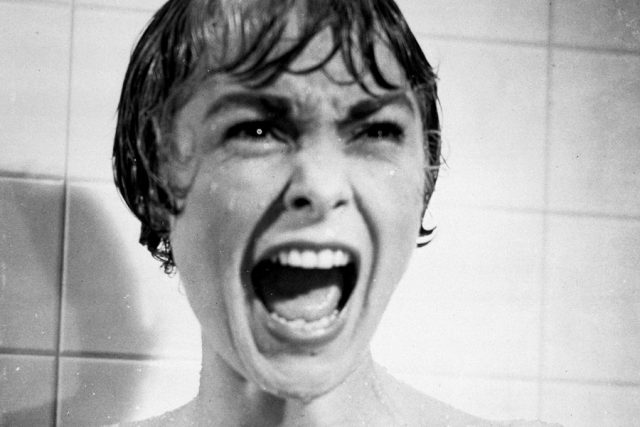 "Janet Leigh in ""Psycho"" (1960)"