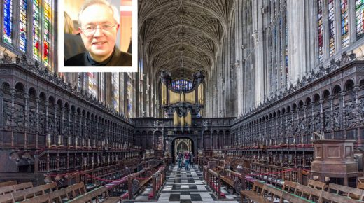 Sir Stephen Cleobury, Former Music Director of King's College, Cambridge, has Died