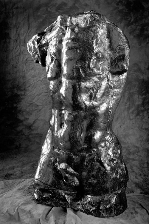 Rodin: Monumental Torso of the Walking Man