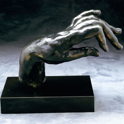 RODIN: Large Hand of a Pianist