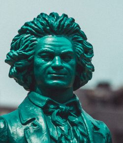 The grim Beethoven? Partly a myth.