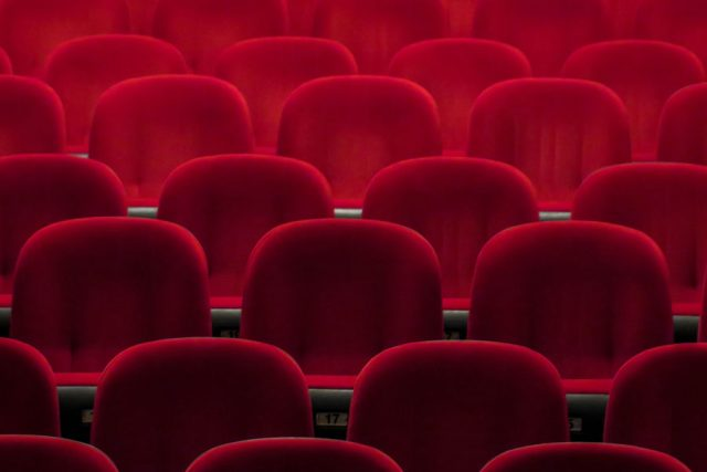 Theater seating. By Denise Jans/Unsplash.
