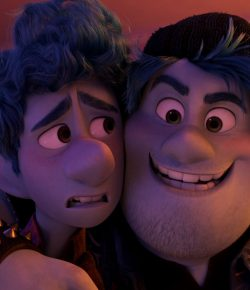 "Review: Pixar moves ""Onward"" with a comic tale of magic"