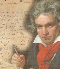 The journey that saved Beethoven's life