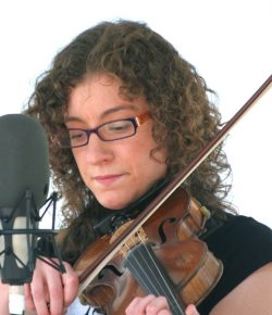 Classically Trained: Rayna Gellert