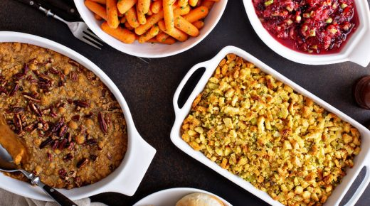 Thanksgiving Recipes from the WDAV Family to Yours: Part 2