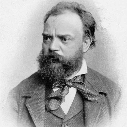 Portrait of Antonin Dvorak