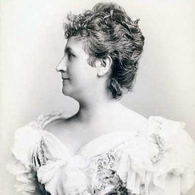Portrait of Teresa Carreno